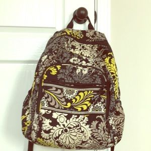 Vera Bradley Large Campus Backpack